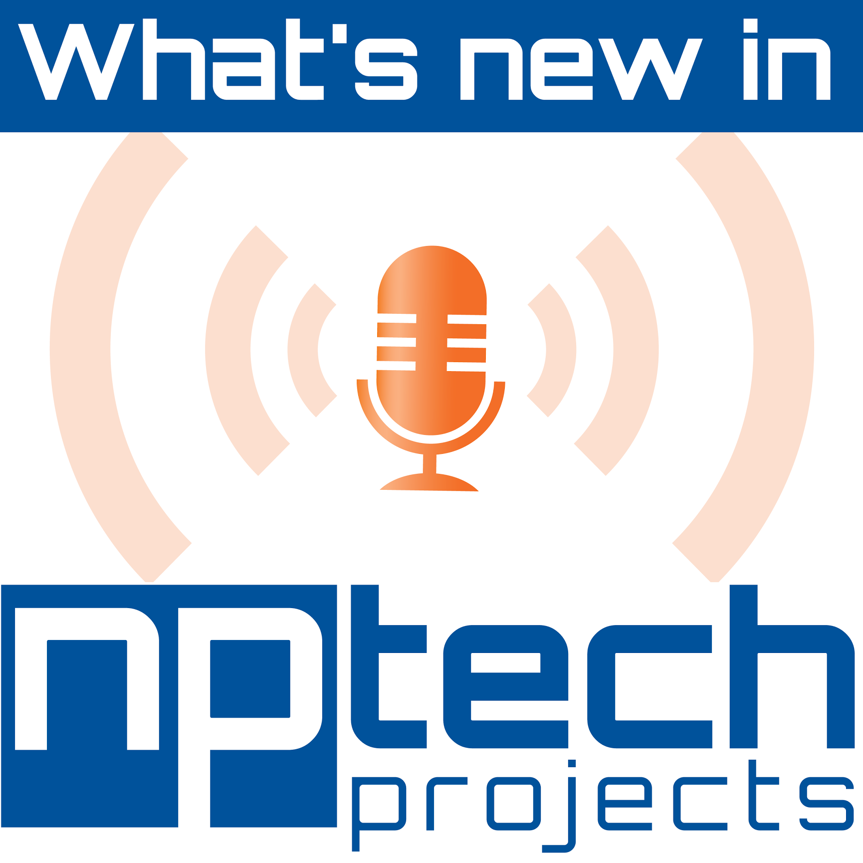NPTechProjects Podcast Logo